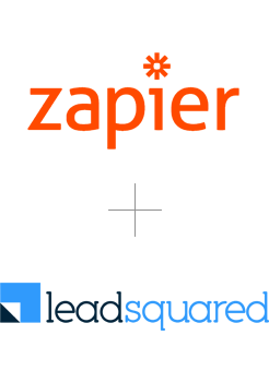Automatically capture leads from leadsquared zapier integration